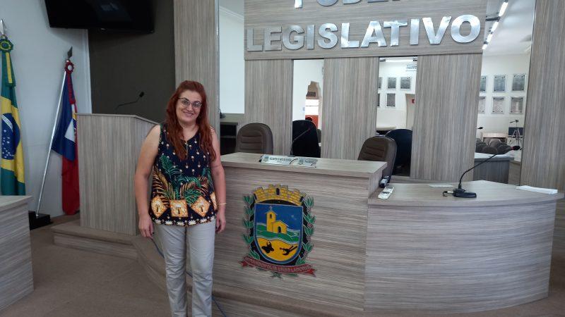 'Nunca pensei em ser candidata', ressalta a vereadora eleita Magali Cabeleireira