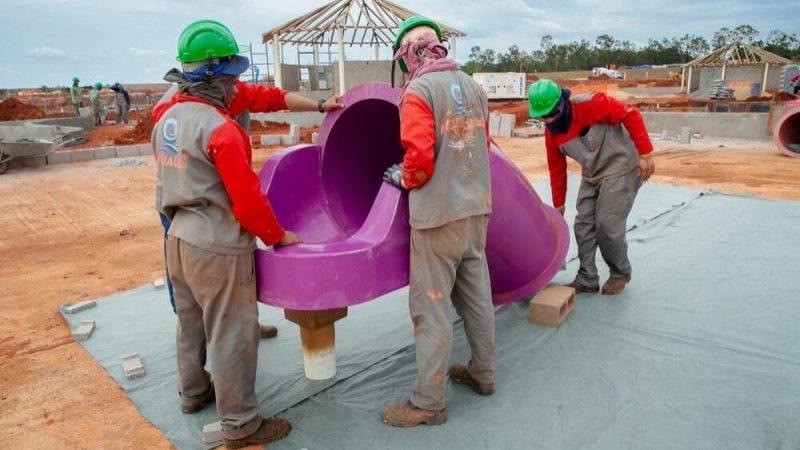 Andradina: Acqualinda abre processo seletivo para dezenas de setores do parque