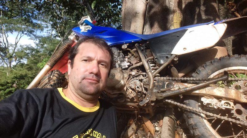 'Buscamos recreação e ajudar o próximo', explica Ricardo Martinez, o Sagui, sobre o Cara na Lama Trilha Clube