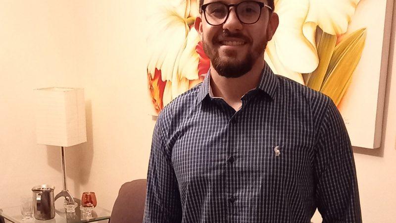 'Não vou desistir da política, essa minha primeira experiência foi o pontapé inicial para diversos projetos', comenta Patrick Lipe