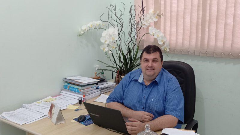 Vinicius Cunha revela planos e expectativas como novo Diretor da Saúde