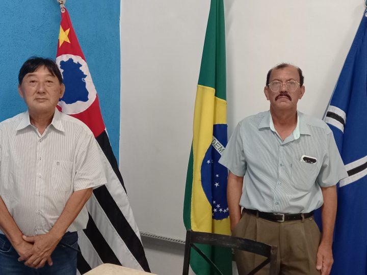 'Voltei para mostrar que sou honesto e coerente', comenta o prefeito de Lavínia Salvador Matsunaka