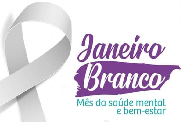 Janeiro Branco: campanha chama atenção para a saúde mental da população