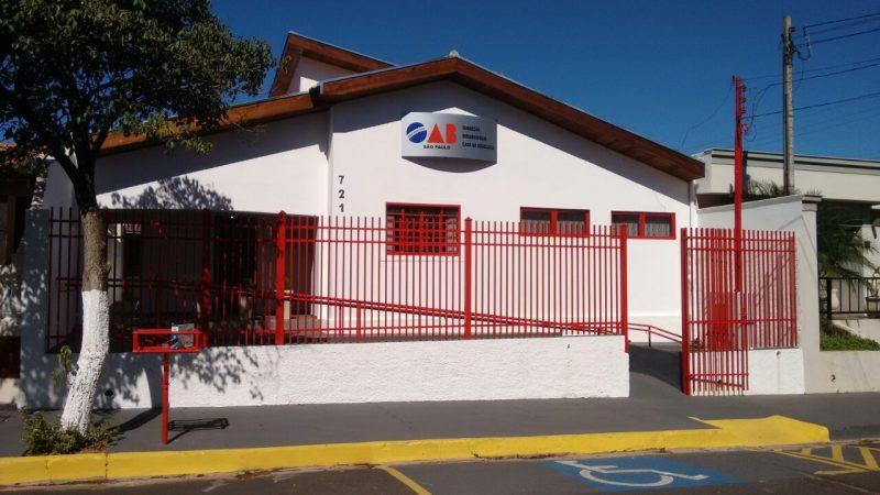 OAB SP abre inscrições para o convênio com a Defensoria Pública do Estado