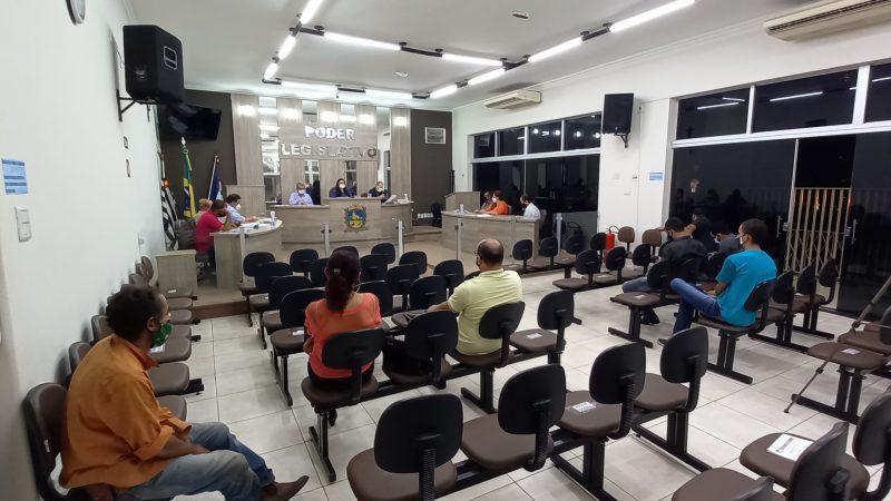 Primeira sessão na Câmara é marcada por 12 indicações