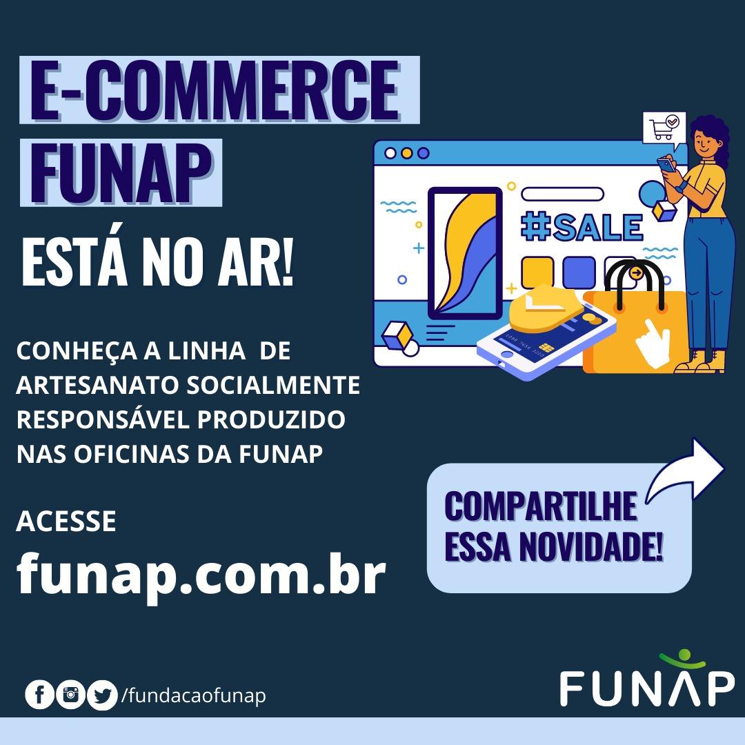 Funap lança loja virtual para venda de artesanato produzido nos presídios