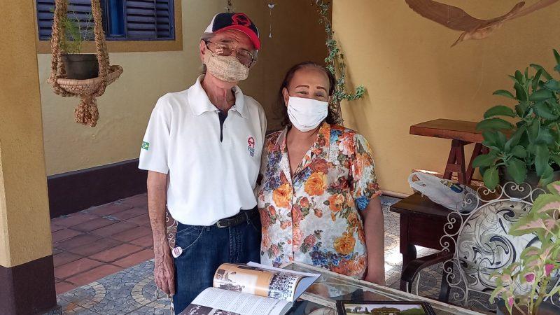 'Meus pais chegaram em Mirandópolis em 1938, formamos uma bela história no município', lembra João Sadano