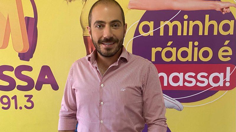 AGORA NA REGIÃO firma parceria de conteúdo com a Massa FM 91.3