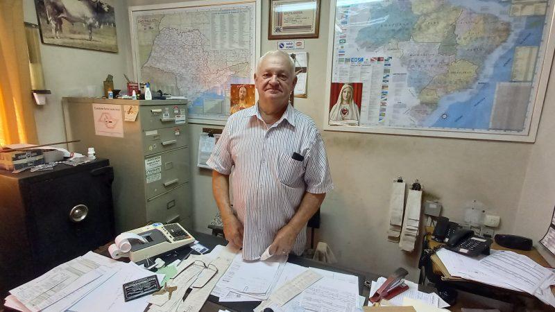 'Cresci dentro de uma oficina, mecânica sempre foi a minha paixão', lembra Claudio Pilla