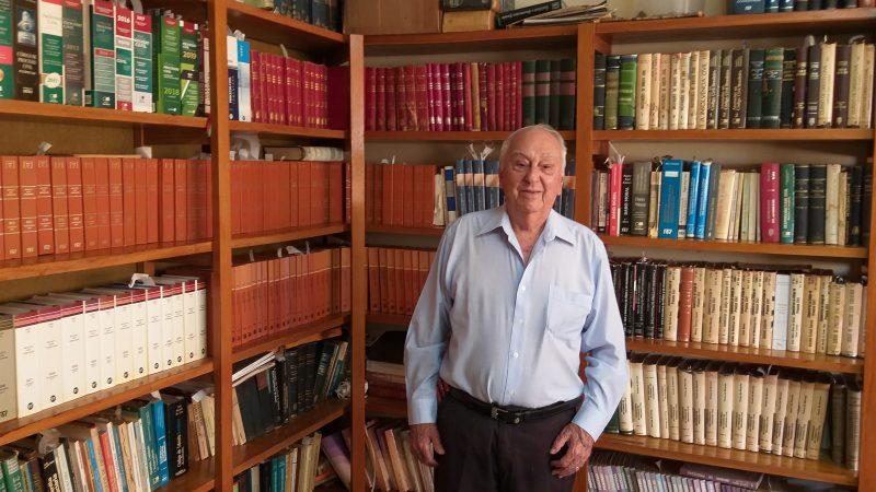 Morre Dr. Antonio Duenhas Monreal aos 89 anos