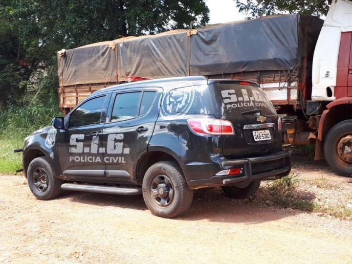 Crime em Guaraçaí: homem investigado por furtos e associação criminosa é preso em Bonito-MS