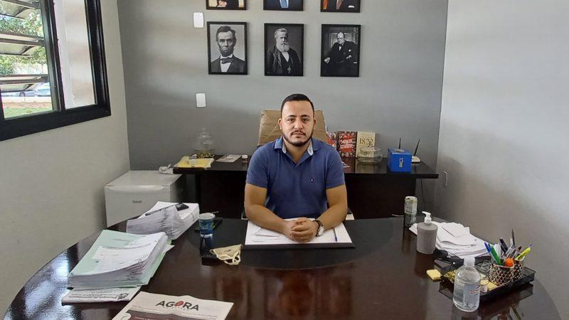 'Estou me preparando para ser deputado', revela Everton Sodario, prefeito de Mirandópolis