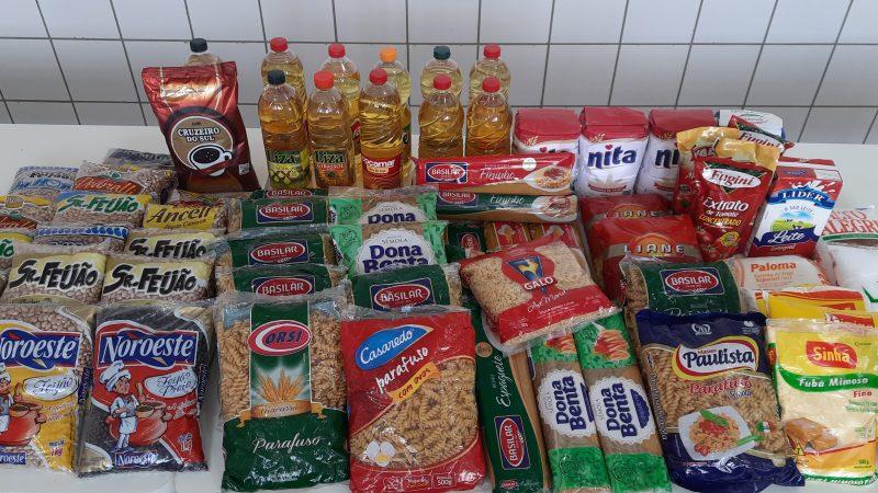 Presídios da região doam cerca de 4,5 toneladas de alimentos; Galpão do Bem é beneficiado em Mirandópolis