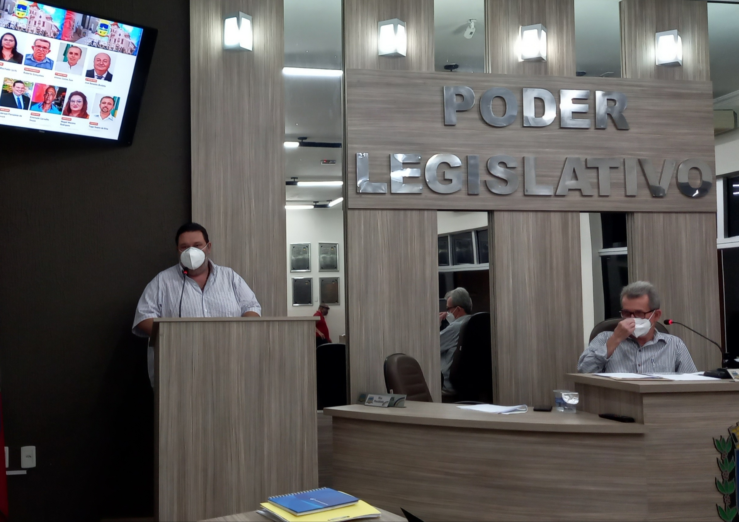 Vereadores divergem sobre indicação para instalar um poço profundo em Mirandópolis