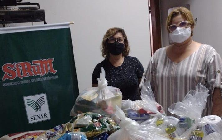 Sirum e Faesp/Senar-SP promovem programa de alimentação nos bairros rurais e assentamentos