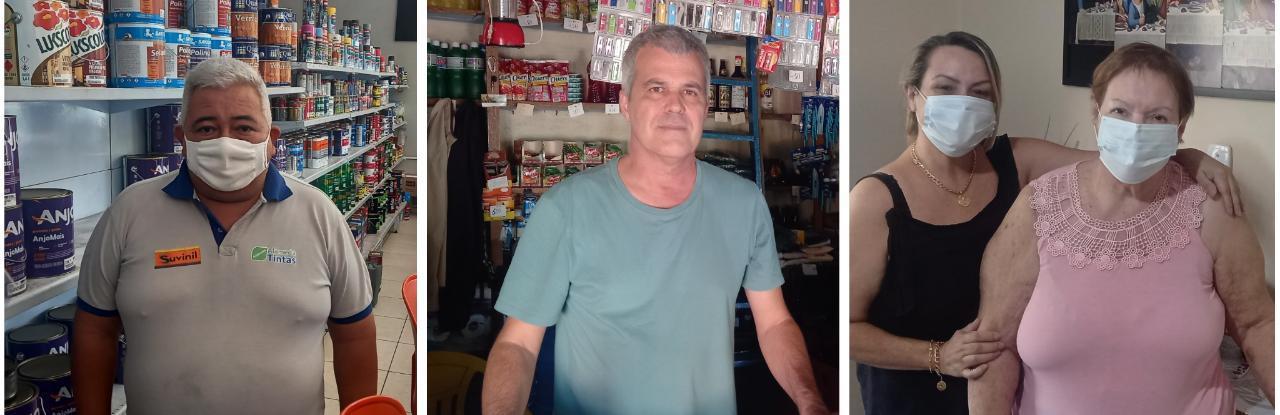 'Fiquei 23 dias no hospital, sem dúvida os mais difíceis da minha vida', conta Cícero José