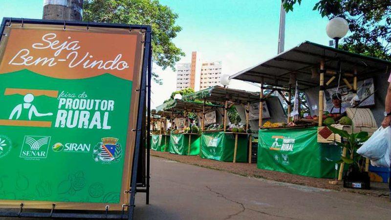 Programa Feira do Produtor Rural será realizado em Brejo Alegre