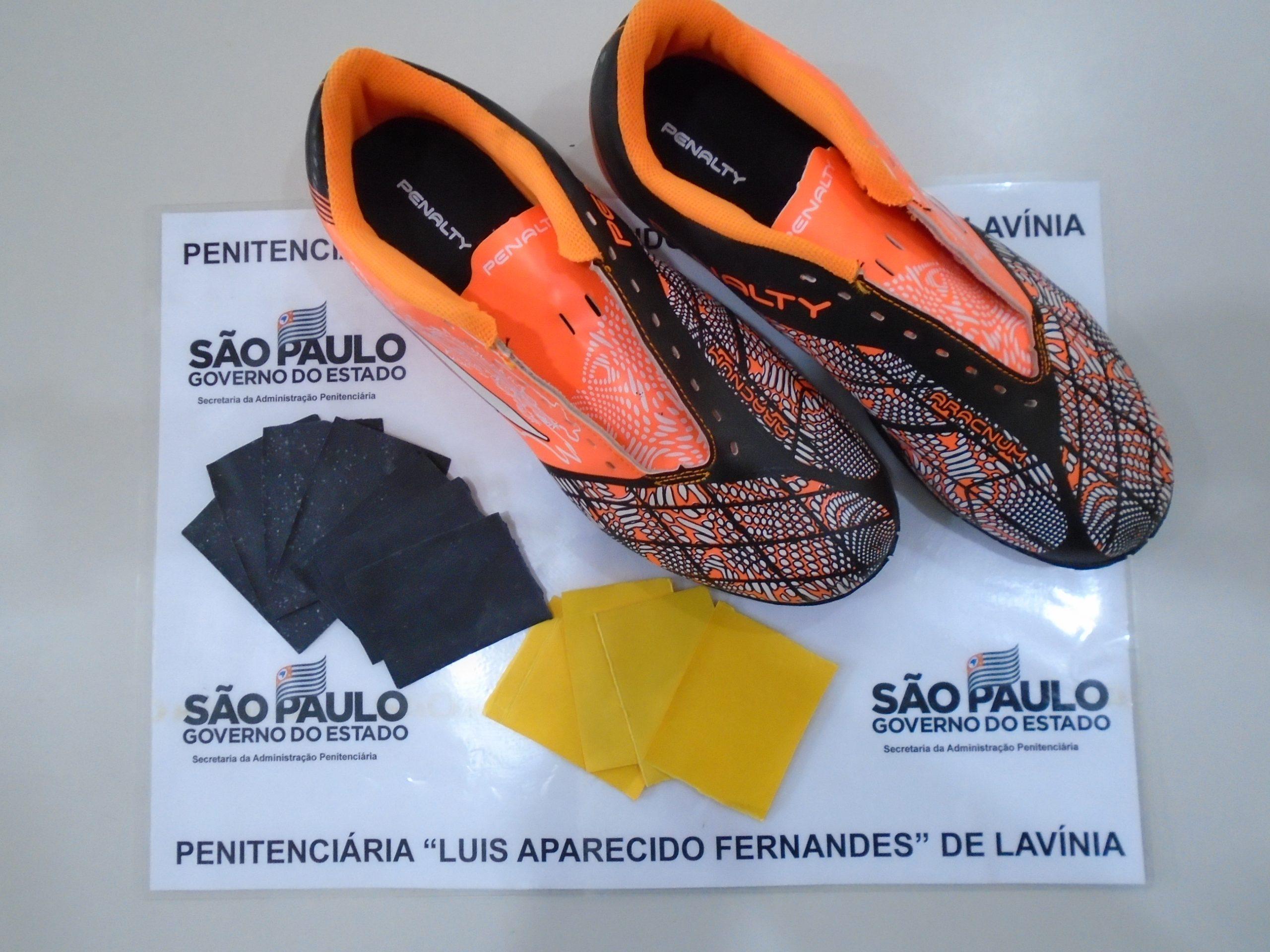 """Entorpecentes são apreendidos na Penitenciária """"Luís Aparecido Fernandes"""" – Lavínia II"""