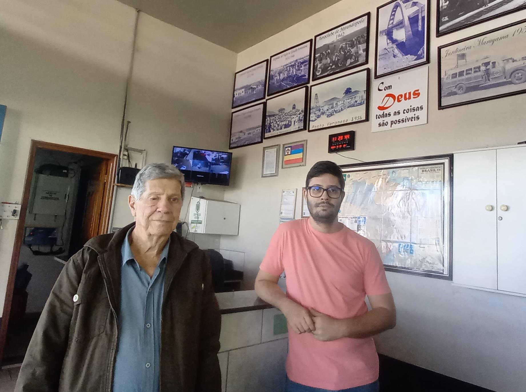 'Consegui me reerguer porque me coloquei na presença de Deus', explica Luiz Roberto Veronese