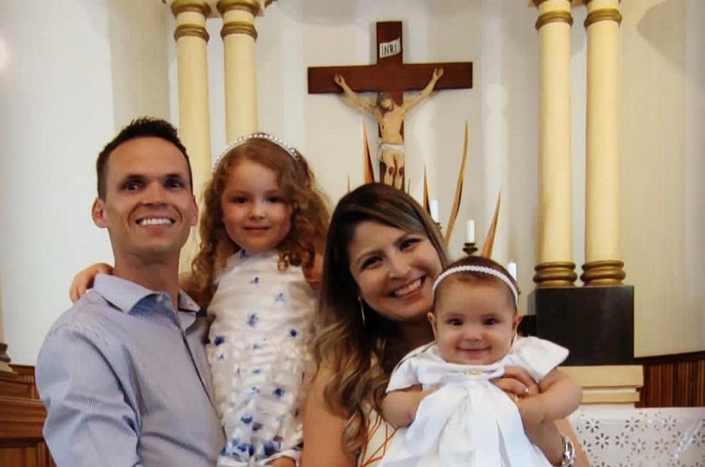 'Imagino ainda ficar alguns anos por lá (Itália), mas o futuro da minha família vai ser em Mirandópolis', explica Xuxa Zanchetta