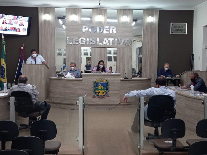 Semana Antidrogas, semáforo e PPI do Saaem: confira os projetos e indicações da 11ª sessão da Câmara de Mirandópolis