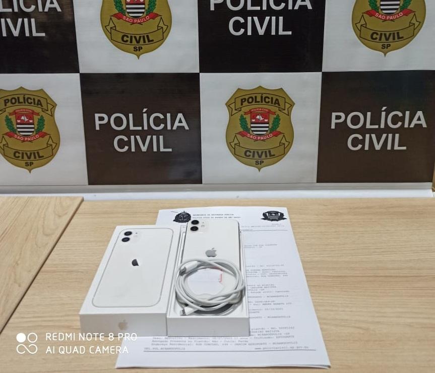 Polícia Civil recupera parte de produtos furtados de distribuidora em Mirandópolis