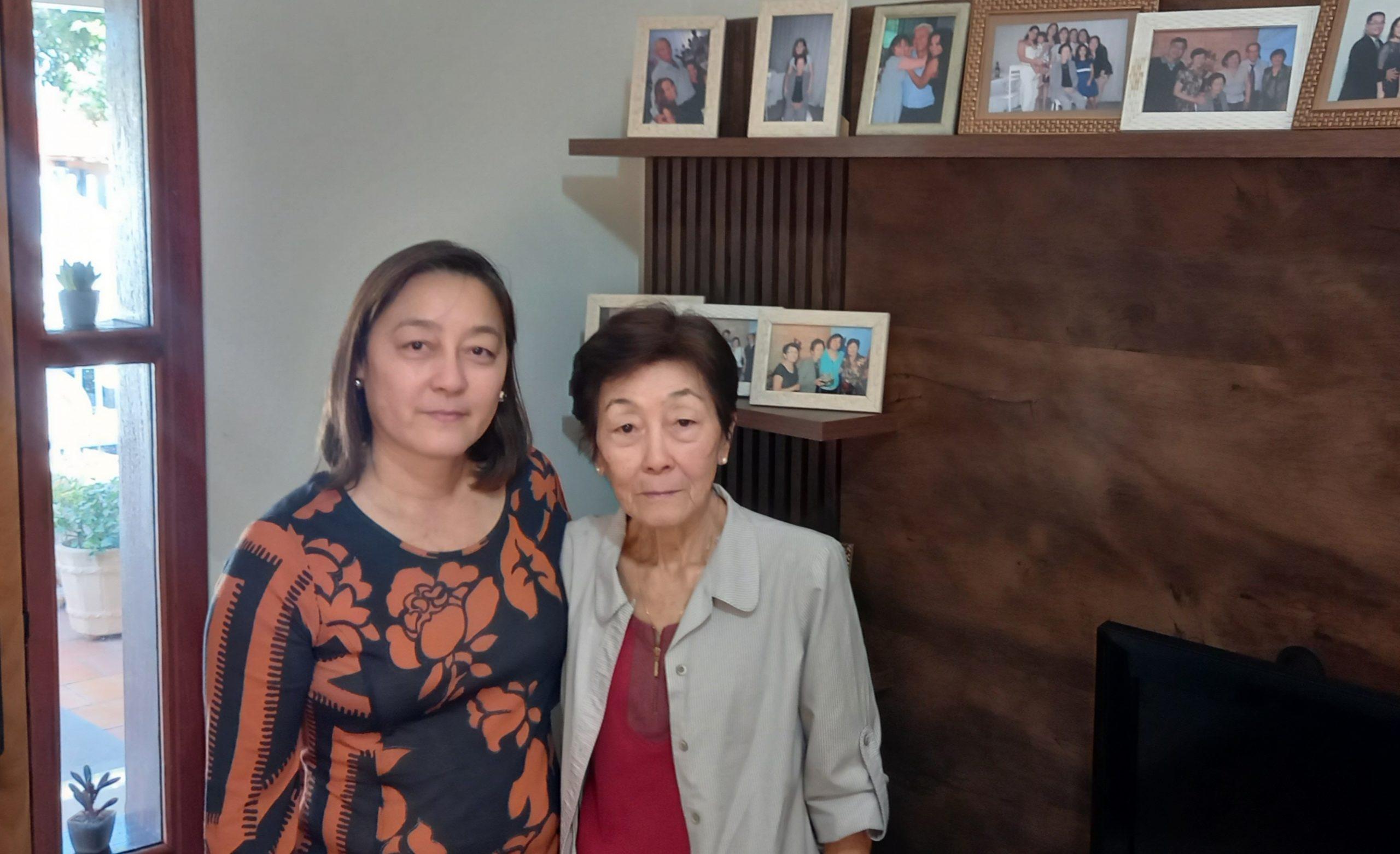 'São 76 anos de tradição da Ótica e Relojoaria Kawasaki em Mirandópolis', lembra Adriana Yokoyama