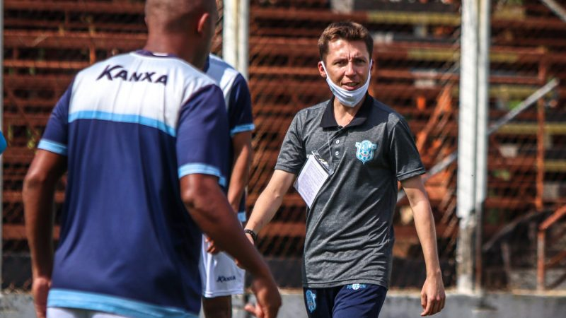Eduardo Frazilli Pascoal tem no futebol uma paixão que vem de família