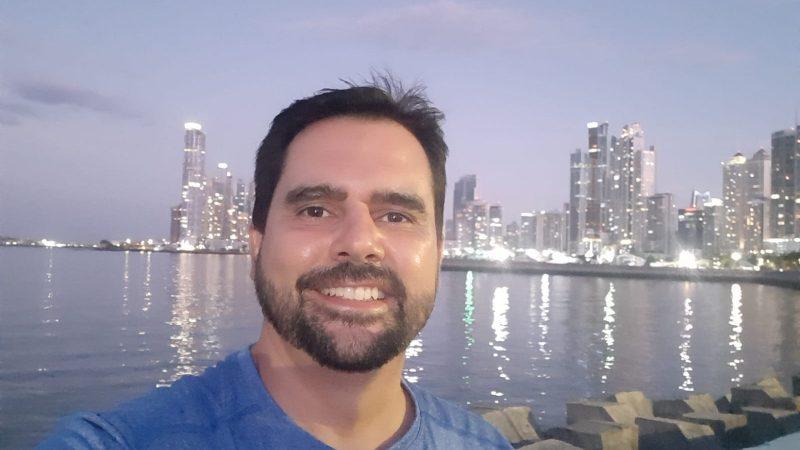 Fabiélson Vieira aposta no empoderamento pessoal para superar os desafíos no Panamá