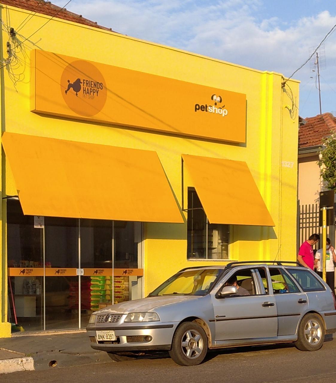 Friends Happy: Mirandópolis conta com uma nova opção de pet shop