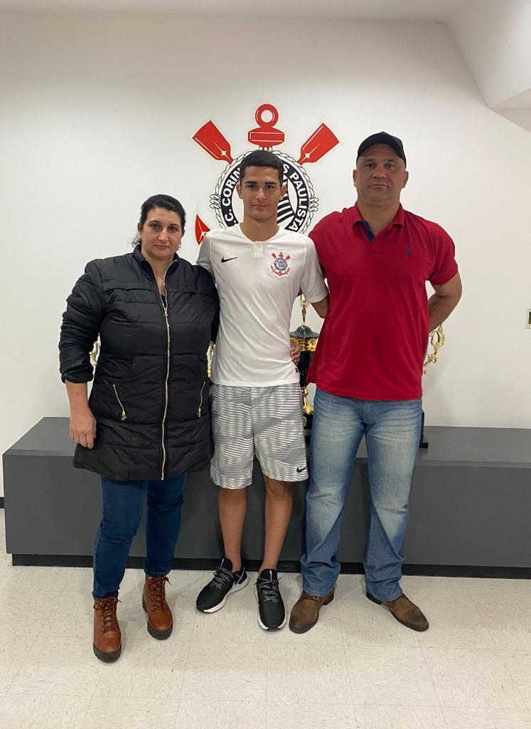 Mirandopolense é contratado pelo Corinthians para reforçar sub-17