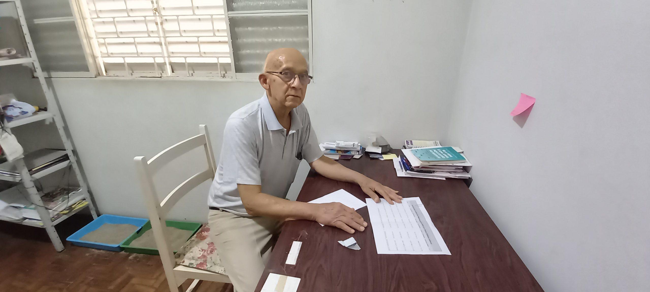 'Sempre tive uma luta pelo Ipem com os prefeitos para não deixar ingerência política', recorda Waldir Antunes