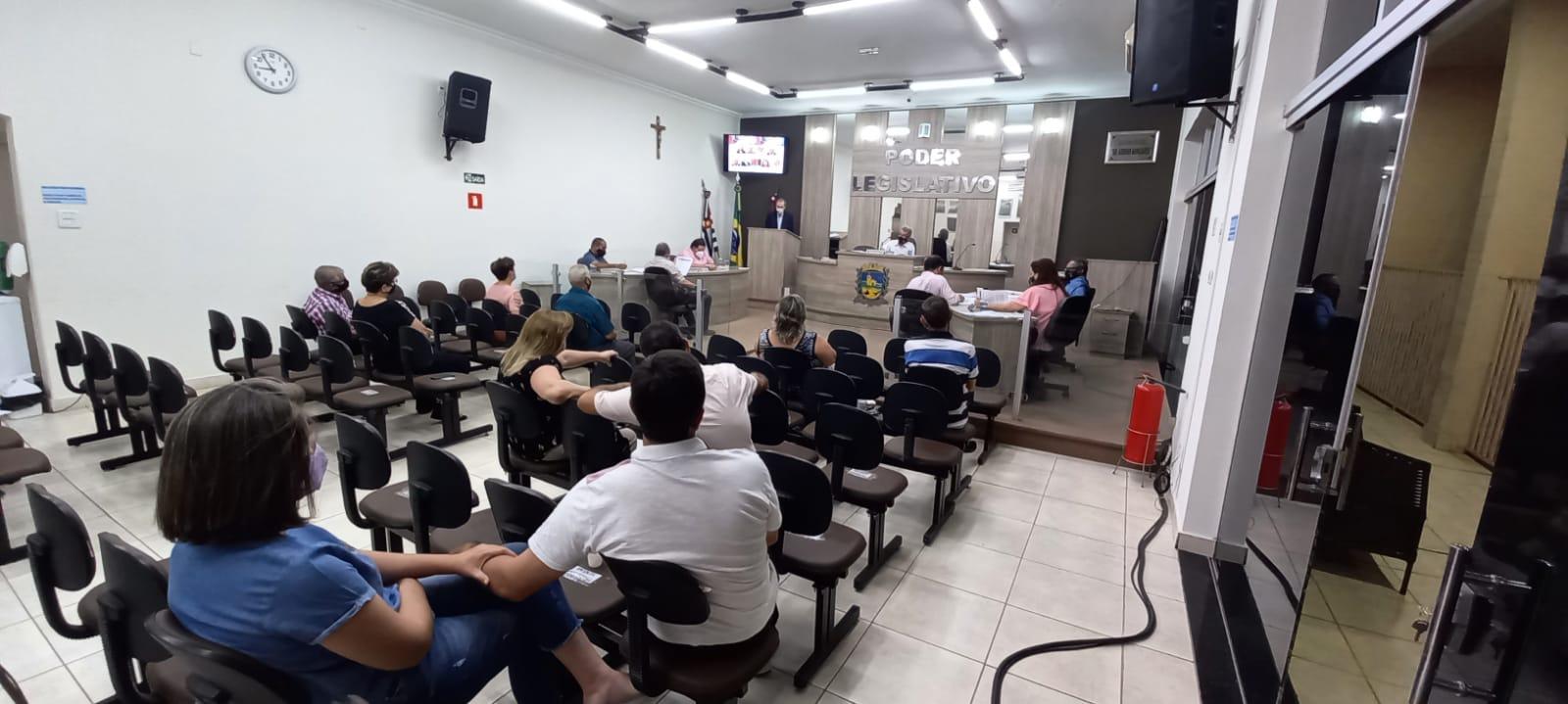 Sessão na câmara de Mirandópolis tem indicação para reativar o programa Jovem Aprendiz