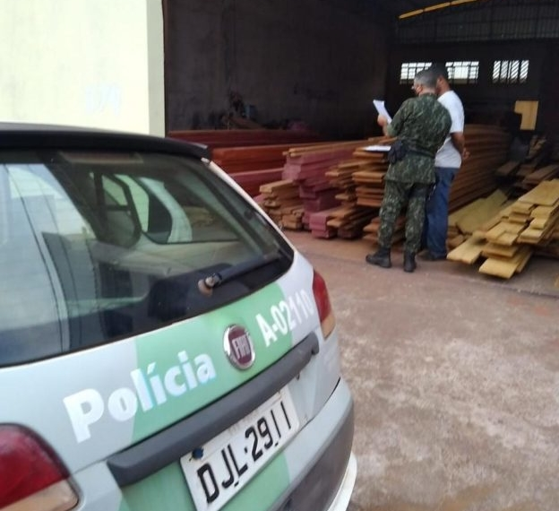 Polícia Ambiental aplica multa de R$ 39 mil em Mirandópolis